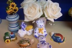 ceramica bianca