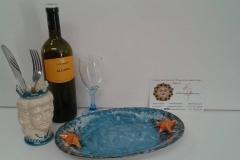 piatti ceramica siracusa