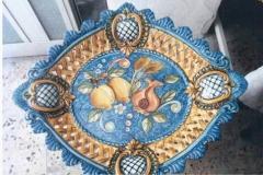 vassoi ceramica artistica siracusa