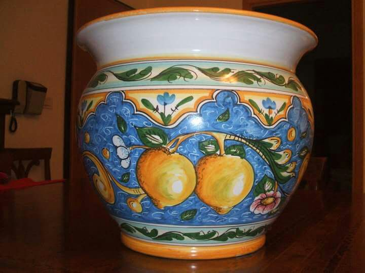 complementi di arredo ceramica siracusa
