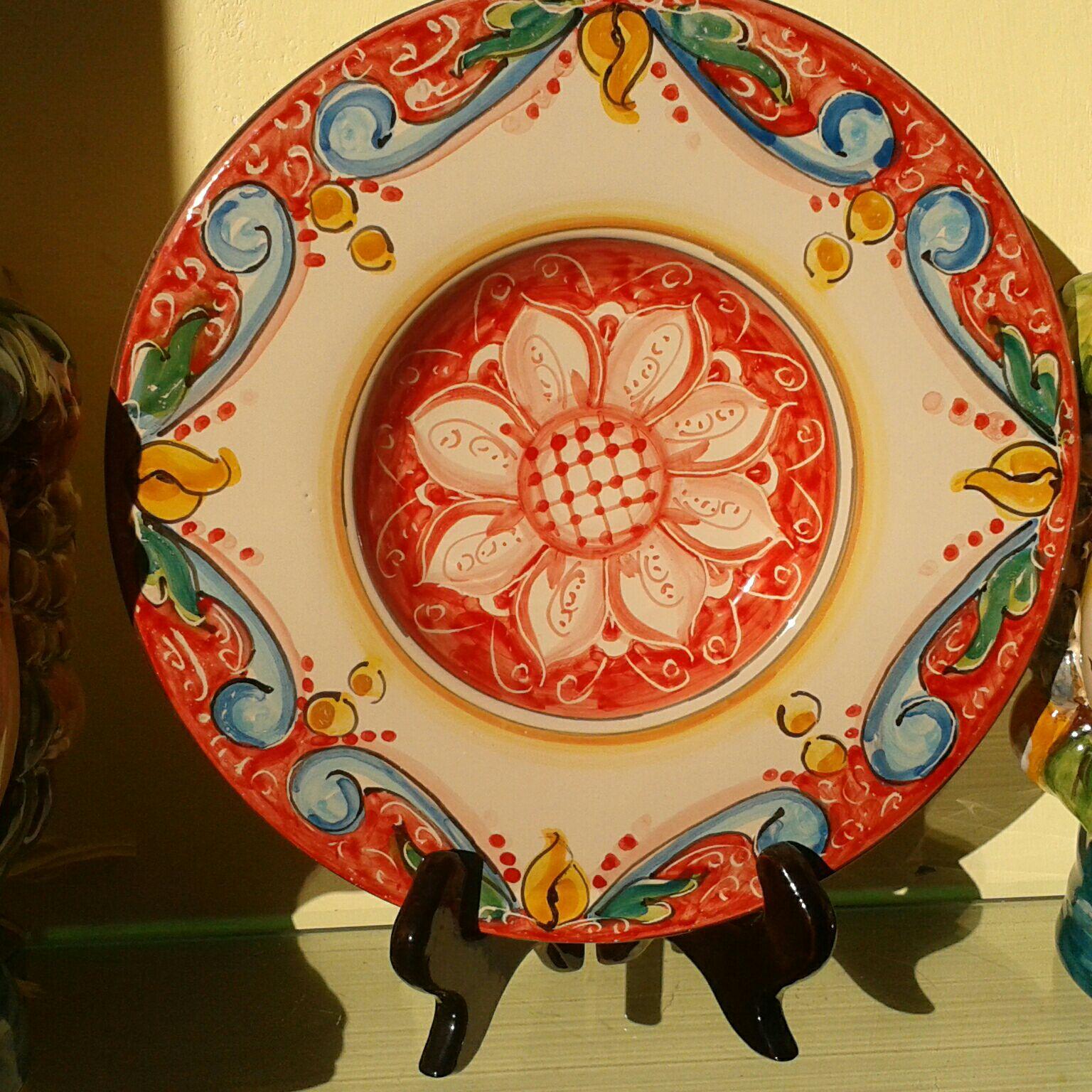 ceramica artistica siracusa
