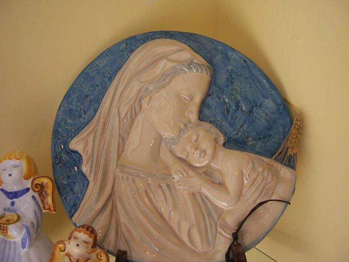 idee regalo ceramica artistia siciliana