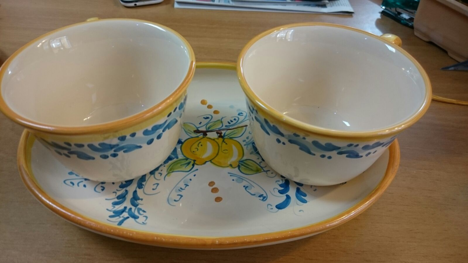 idee regalo in ceramica decorata siracusa