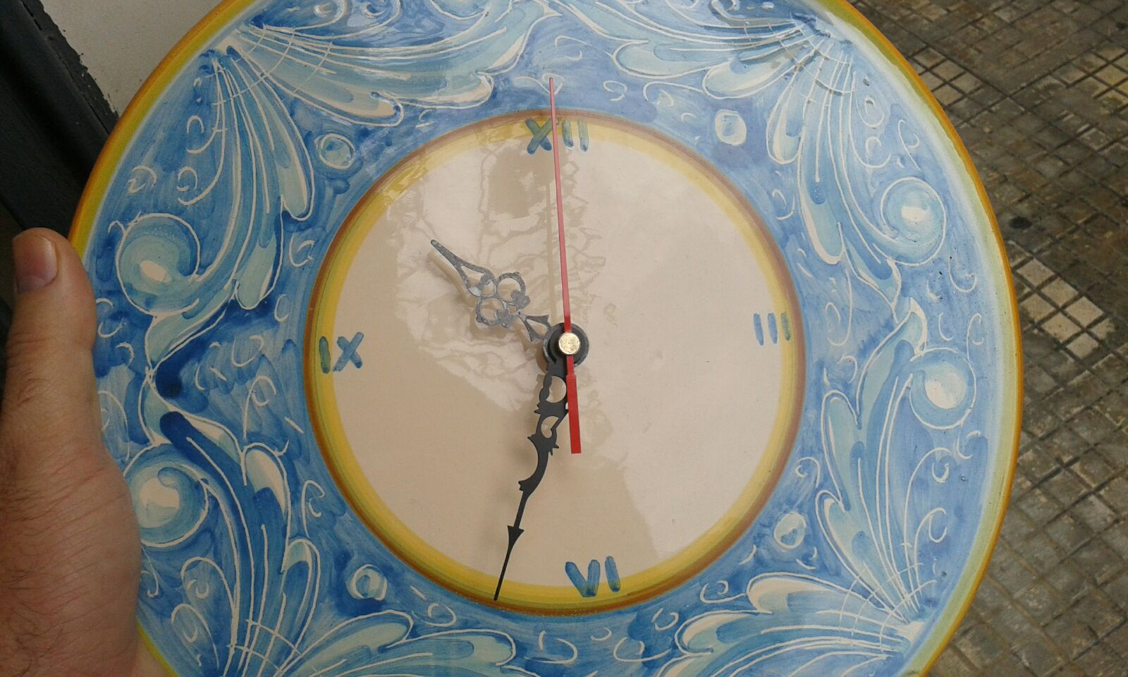 orologi ceramica siracusa (4)